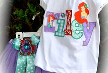 Little mermaid party / by Olivia Laird