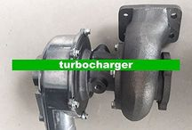 RHB6 Turbo Charger Parts 8944183200 8944183201 for I-suzu 4BD1 4BD1T Engine