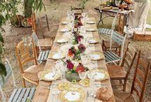 Dinners in Topanga