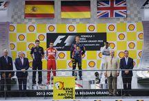 Formula 1'i Kuzey Kutbu Kazandı! / Shell'in sponsoru olduğu #F1 Belçika Grand Prix'inde pankartımızla podyuma çıktık, paramotorla havada uçtuk, çatıdan pankart açtık. KUZEY KUTBU İÇİN!  Amacımız, tüm dünyayı Shell'in Kuzey Kutbu'nda yapmaya çalıştığı sondaj planlarından haberdar etmek ve bu kirli planı durdurmak. Çünkü gerçek ödül, Shell'i Kuzey Kutbu'ndan uzak tutmak.  / by Greenpeace Türkiye