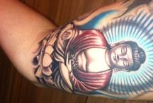 Budhha tattoo