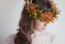 Flowers around my head