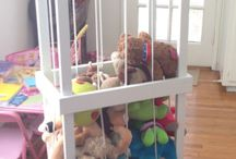 Place for soft toys
