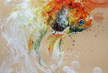 Peinture Aquarelle