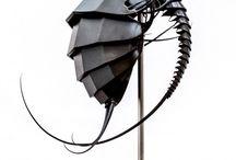 Metal creatures
