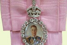 British Royal Family and aristocracy jewels/miniatures