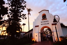 Bowers Museum / The Bowers Museum, located at 2002 North Main Street, Santa Ana, CA, is open from 10 am - 4 pm on Tuesday through Sunday.  We offer a wide variety of exhibitions, from Pre-Columbian exhibits to the Ancient Arts of China.