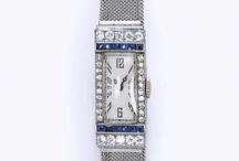 LES MONTRES BIJOUX / Des montres d'un autre temps, mais tellement belles !