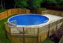 Pool ideas / by Shelly Richardson Wynns