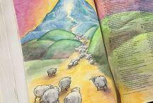 Interleaved Journaling Bible