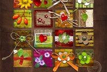 Crafts: Inchies and Twinchies / by Karen