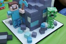 Minecraft ideas / by Stephanie Aguilar
