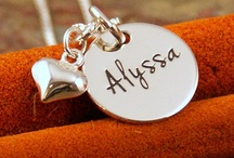 Jewelry / by Gustosa Giveaways