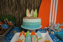 Beach Birthday Bash / by Mary Skinner