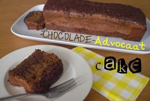 Bakken, cake, taart