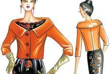 Ceket tasarım