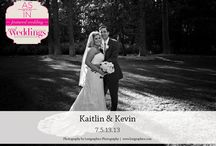 Featured Real Wedding: Kaitlin & Kevin {from the Summer/Fall 2014 Issue of Real Weddings Magazine} / Kaitlin & Kevin-Featured Real Wedding from the Summer/Fall 2014 issue of Real Weddings Magazine, www.realweddingsmag.com. Photos by and copyright Lexigraphics Photography, www.lexigraphics.com; Save-the-Dates: www.MagnetStreet.com/Weddings. See entire post here: http://www.realweddingsmag.com/featured-real-wedding-kaitlin-kevin-from-the-summerfall-2014-issue-of-real-weddings-magazine/