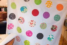 Quilting with circles