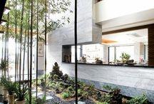 zieleń w architekturze