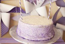Ella's purple party