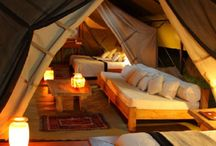 African tent
