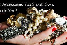 Accessorizing Tips / by Bridgette Raes