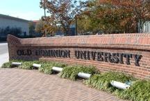 old dominion university / by jan melick weintraub