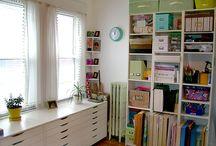 Jewelry Studio Ideas / by Rhonda Marrs Jones