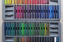 Inktense Blocks/Pencils