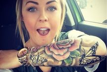 Arm tattoos to add