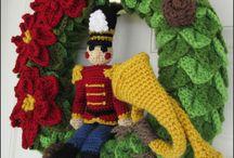 crochet - Nutcracker