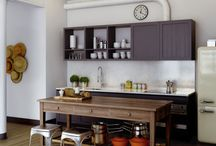 kitchens / by Lorrie Daugherty