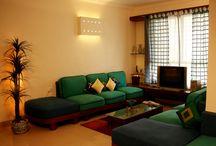 Singla residence drawing room