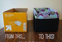 organize/storage / by Mary Lucas