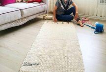 dywany i obrusy