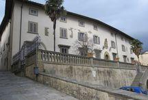 Fiesole / Vanuit het Etruskische stadje Fiesole krijg je een prachtig zicht op het lager gelegen Firenze.