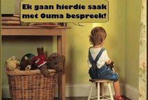 Ouma / Oupa