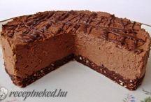 Sütés nélküli sütemények / Minden ami édes és nem kell sütni