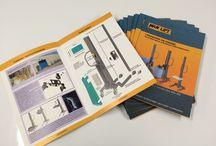 Brochure e Cataloghi / Bruchure, cataloghi personalizzati... dalla realizzazione grafica alla stampa... Piccole e grandi quantità
