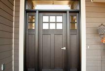 ușa intrare