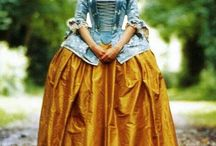 """Costumes from """"Liaisons dangereuses"""""""