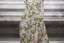 Estampas de Vestidos, Roupas, Blusas, Coloridas, Quadriculadas... / Prints: Dresses, Clothes, Blouses, Colorful, Checkered ...