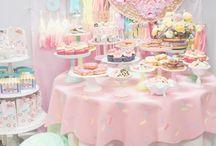 Jemmys Donut Birthday Party