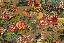 Textiles & Wallcoverings / by Amy Campbell Pleasant Tyndall