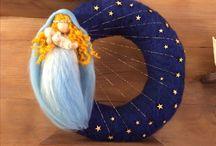 xmas wreaths ideas