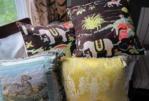 Fine Soft Goods / Beautiful pillows,lampshades