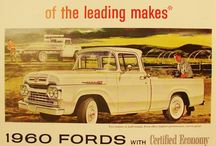 Farming in the 60's & 70's