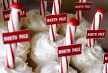 Desserts and Christmas Treats