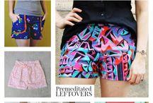oblečenie - strihy, nápady