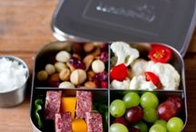 Toddler Lunches / Food and Storage / by Yasmine Evjen
